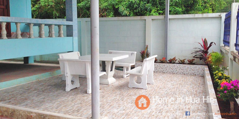 Khao Takiab Hua Hin 2 Bed House For Rent – Rented