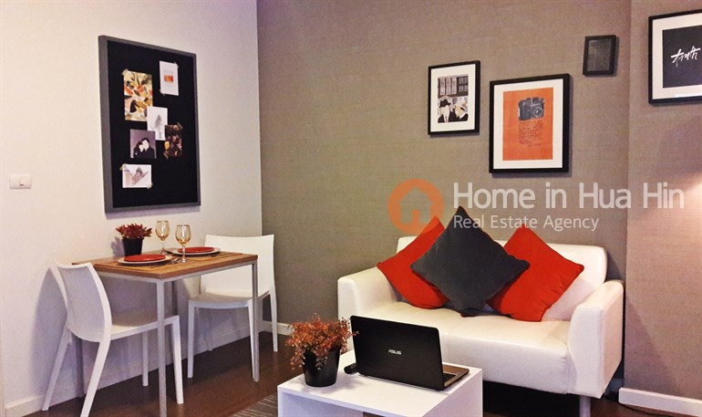 Baan Kiang Fah Studio For Rent Hua Hin