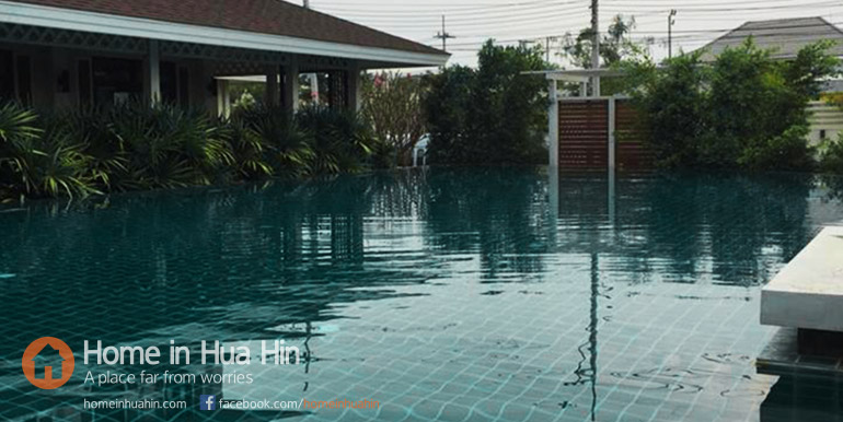 Hua Hin Hills 2 Bedroom House For Rent – Rented