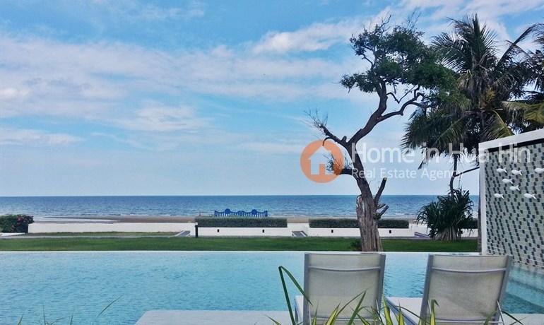 SCH18 The Crest Santora Hua Hin Beach Front Condo For Sale