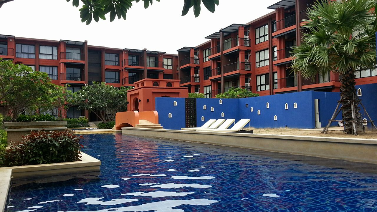 SCH33 Bluroc Hua Hin Studio Condo for Sale