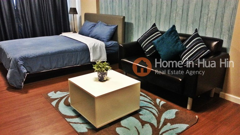 SCH21 Baan Kun Koey Studio Condo for Sale