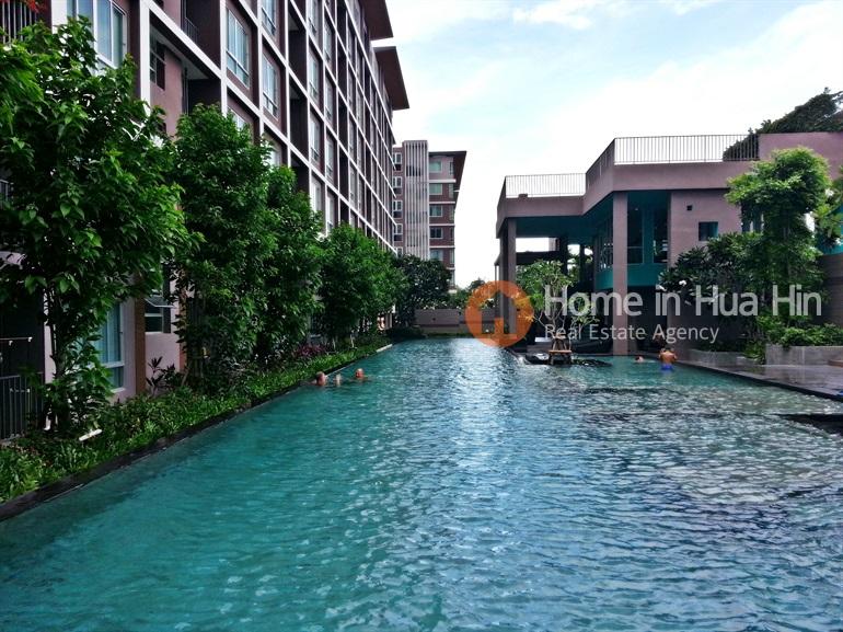 SCH35N Baan Kun Koey Studio Condo for Sale in Hua Hin