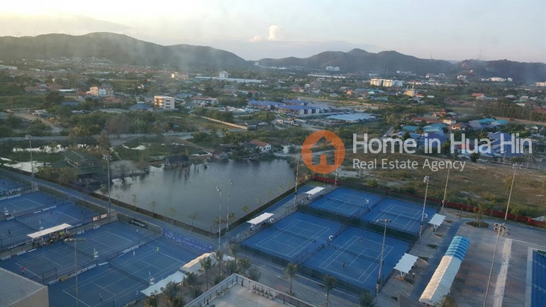 RCH31 Hua Hin Baan Kiang Fah Studio Condo for Rent