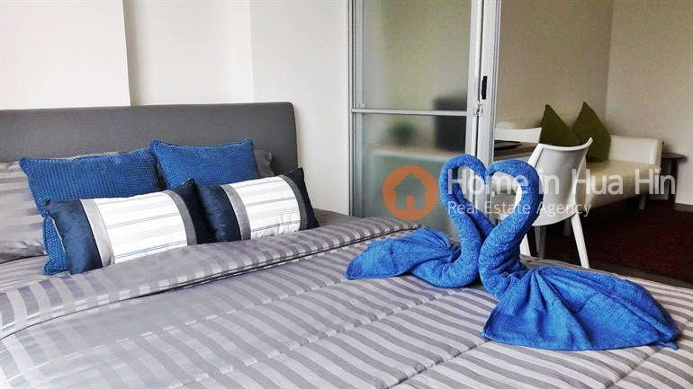 Hua Hin Condo For Rent Top Floor