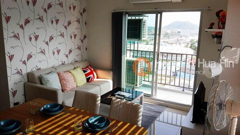2 Bedroom Condo Hua Hin for Rent