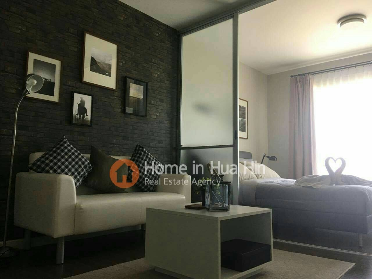 1 Bed Studio Apartment for Rent
