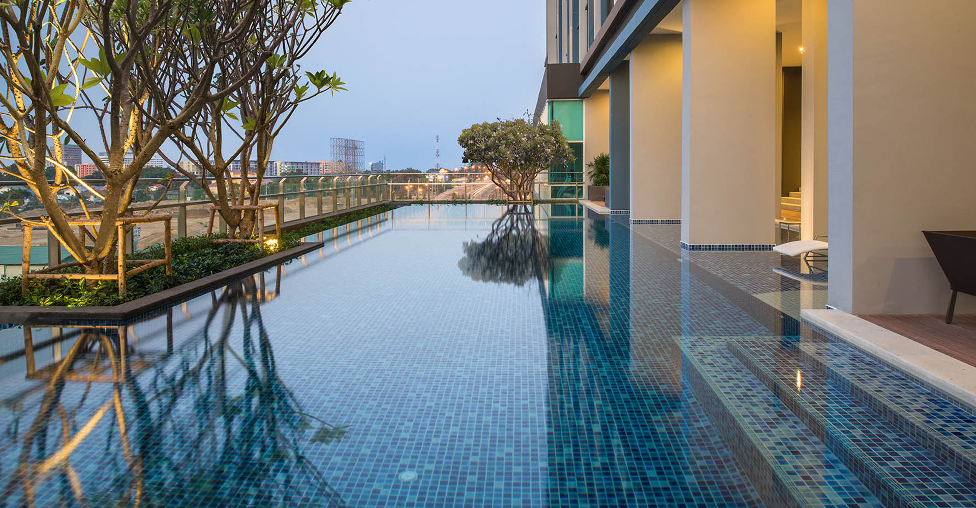 Hua Hin Condo With Amazing True Arena View On The 18th Floor