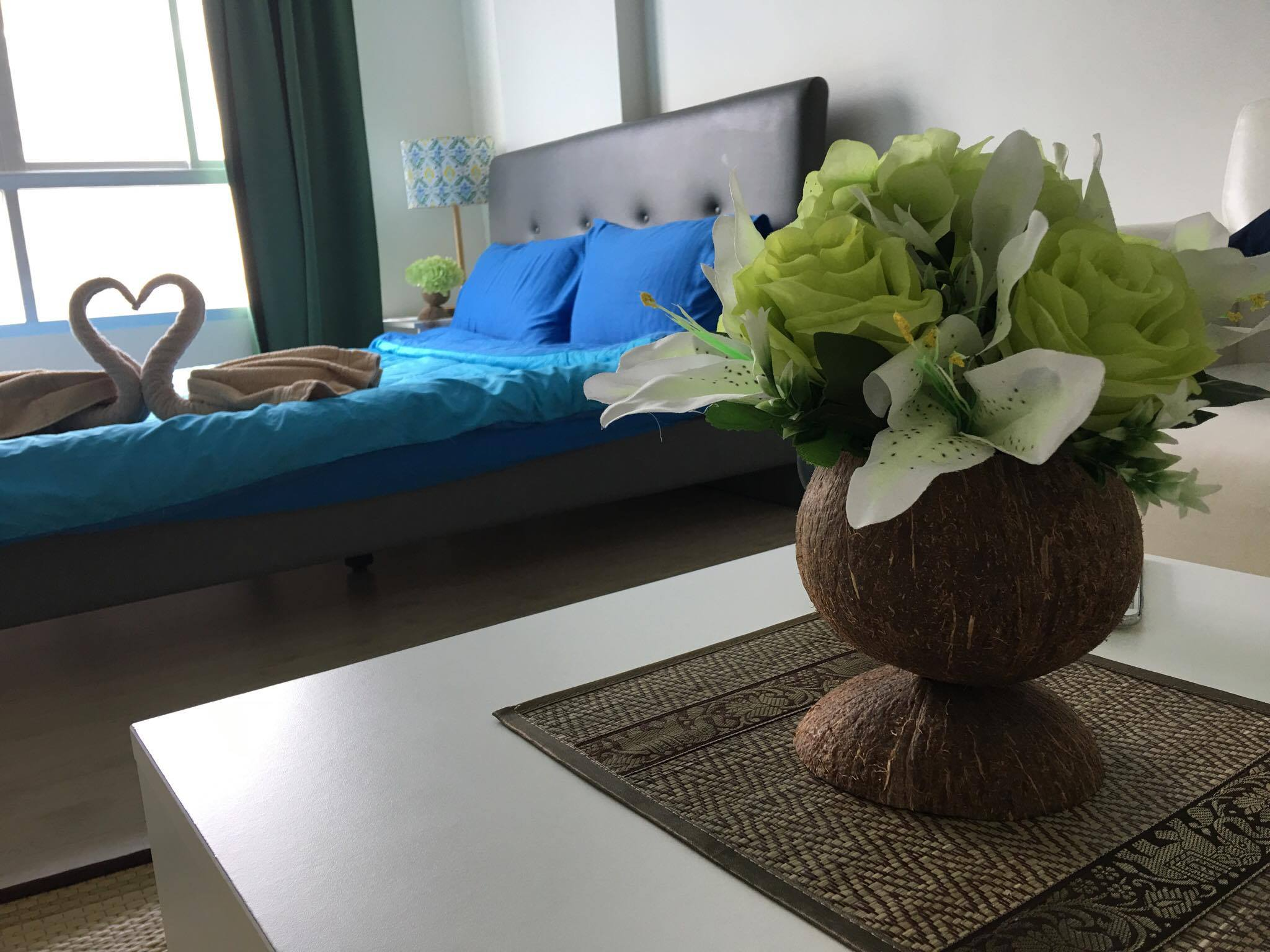Baan Peang Ploen Hua Hin Studio Condo for Rent