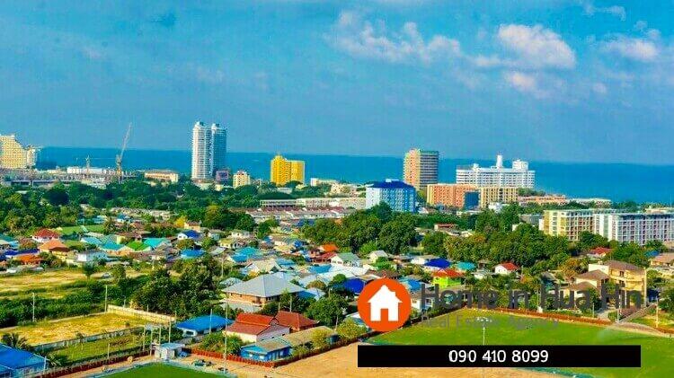 Baan Kiang Fah Hua Hin 16th Flr Condo For Rent