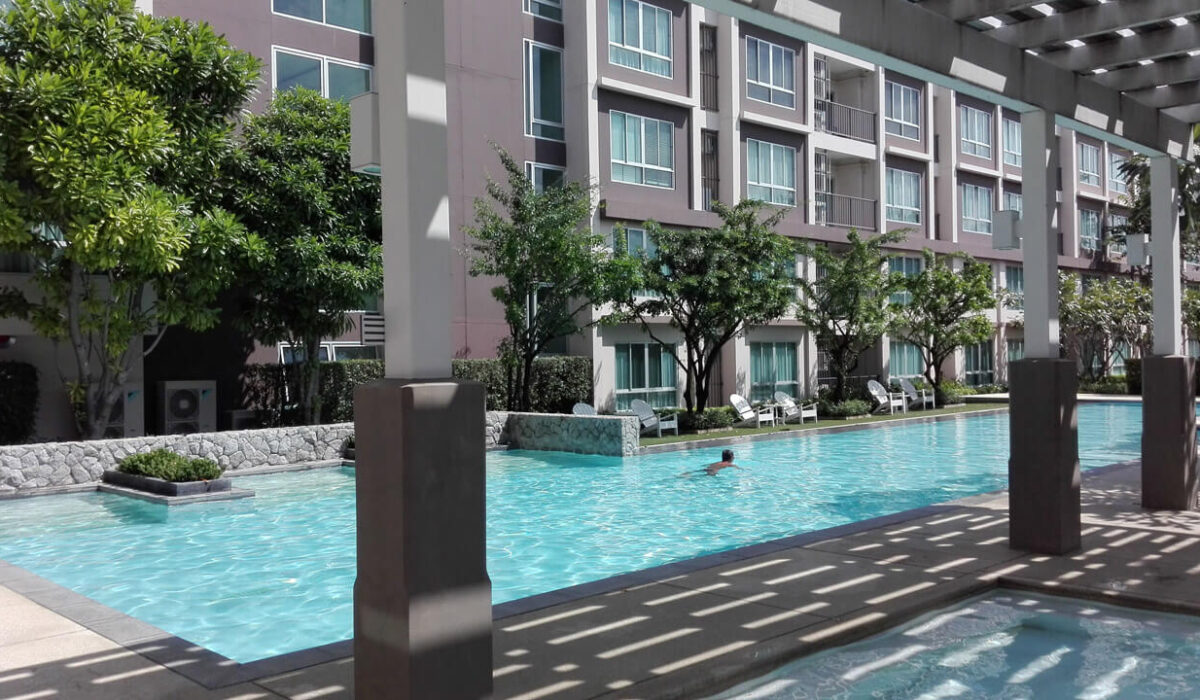Baan Peang Ploen Swimming Pool