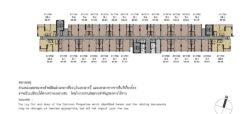 Baan Kiang Fah Hua Hin Floor Plan