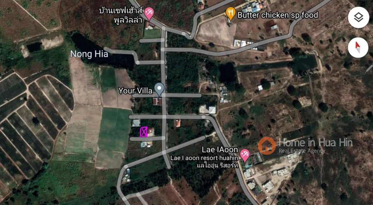 Land for Sale Hua Hin Soi 112