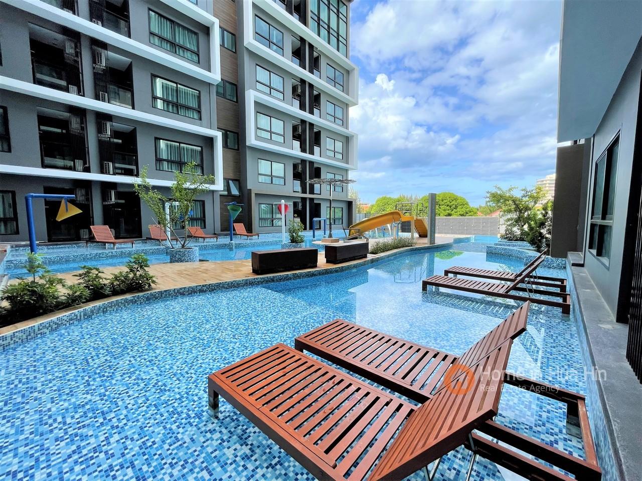 2 Bedroom Hua Hin Condo Apartment for SALE