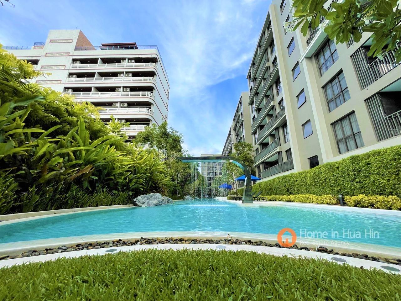 1 Bedroom Hua Hin Apartment for Sale Marvest Hua Hin Condo