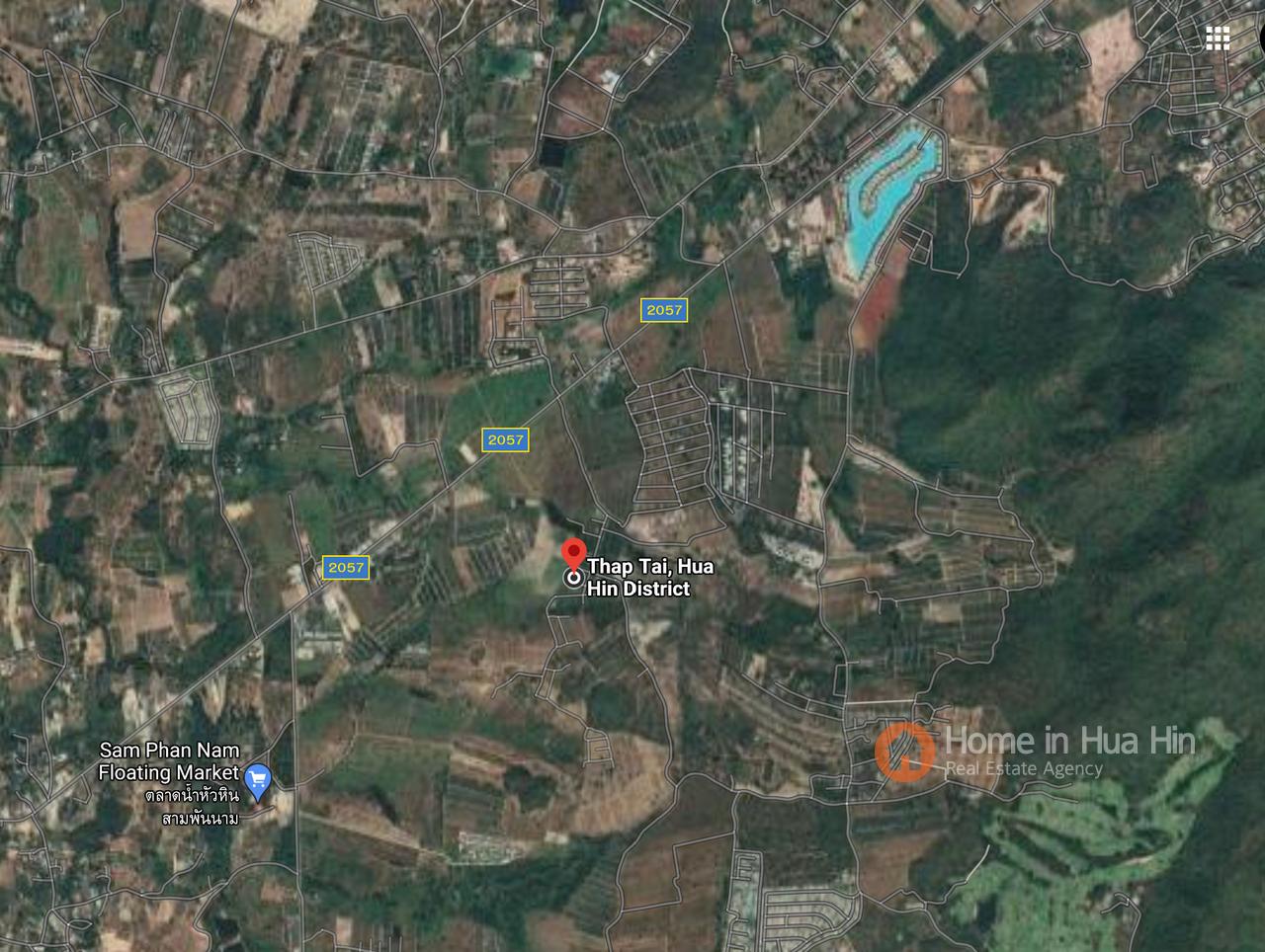 Land for Sale in Hua Hin near Soi 112