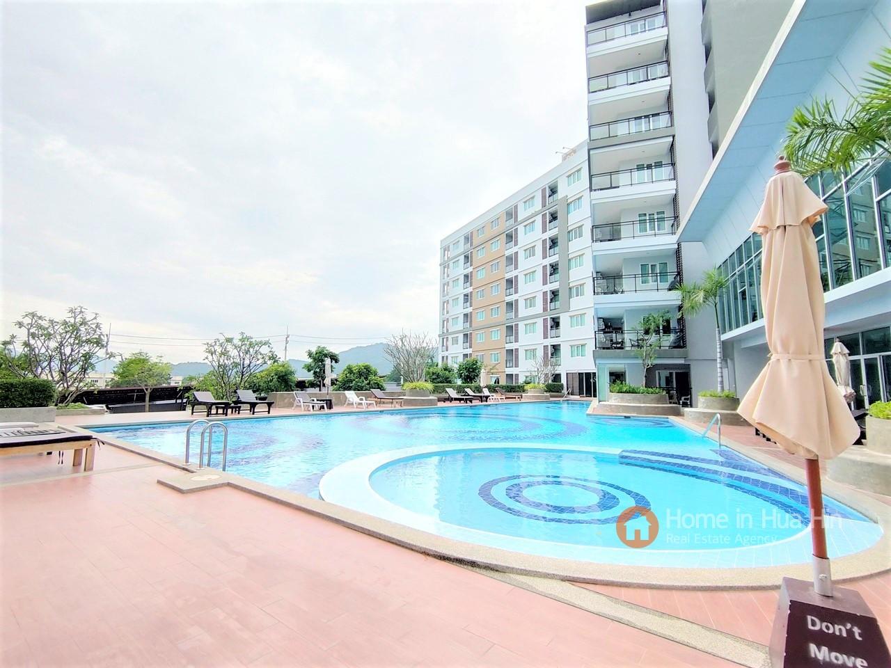 Hua Hin Condo Apartment for SALE 3 Bedroom