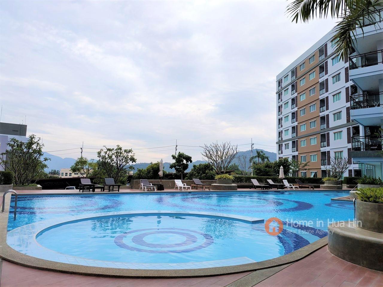 3 Bedroom Hua Hin Condo Apartment for SALE